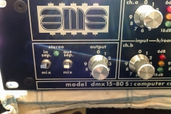 AMS DMX 15-80S Vintage Stereo Digital Delay from 1978