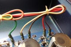 Repair Behringer Eurodesk PSU