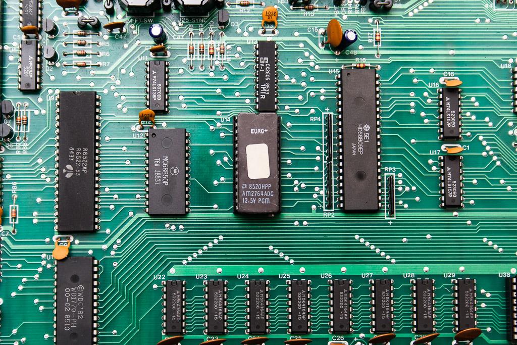 Mirage Amplifier Repair