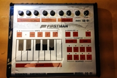 Repair Firstman SQ-01 Vintage Analog Synthesizer