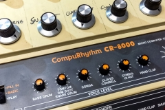 Repair Roland CR 8000 Vintage Analog Drum Computer Compurhythm