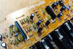 Repair Roland JP-8000
