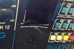 Repair Simmons SDS 7 Vintage Analog & Digital Drum Synthesizer