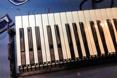 Repair Solton Disco 64 Vintage Analog Keyboard Synthesizer