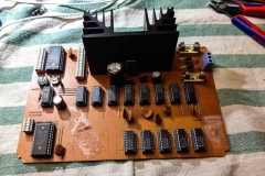 Repair Solton Polyvox Vintage Synthesizer Drum Machine