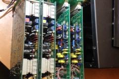 Repair SSL Lunchbox SL502 SL505 PreAmp & Compressor-10