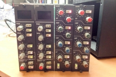 Repair SSL Lunchbox SL502 SL505 PreAmp & Compressor-17