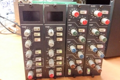 Repair SSL Lunchbox SL502 SL505 PreAmp & Compressor-20
