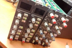 Repair SSL Lunchbox SL502 SL505 PreAmp & Compressor-21