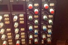 Repair SSL Lunchbox SL502 SL505 PreAmp & Compressor-3