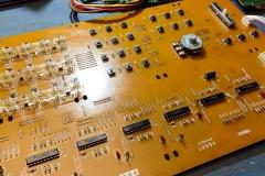 Repair Yamaha SY-77 Vintage Synthesizer