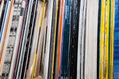 Vinyl @ Jürgen Driessen Studio
