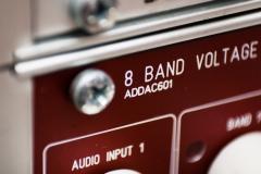 ADDAC601 VC Fixed Filterbank @ Jürgen Driessen Studio