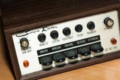 WURLITZER SWINGIN' RHYTHM - Analog Rhythm Box 1975 @ Jürgen Driessen Studio