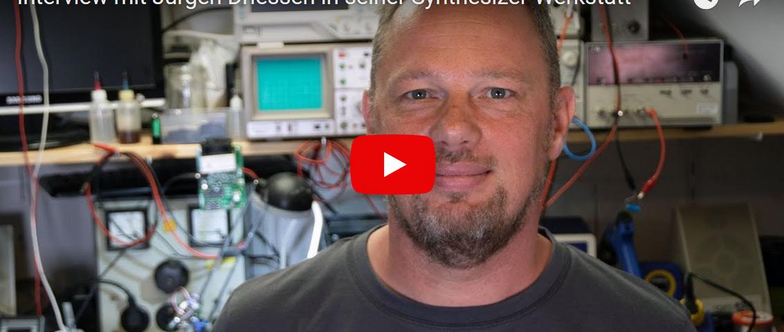 Jürgen Driessen @ Megasynth