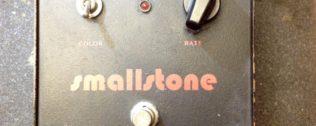 Repair Electro Harmonix Small Stone Phaser Stomp Box