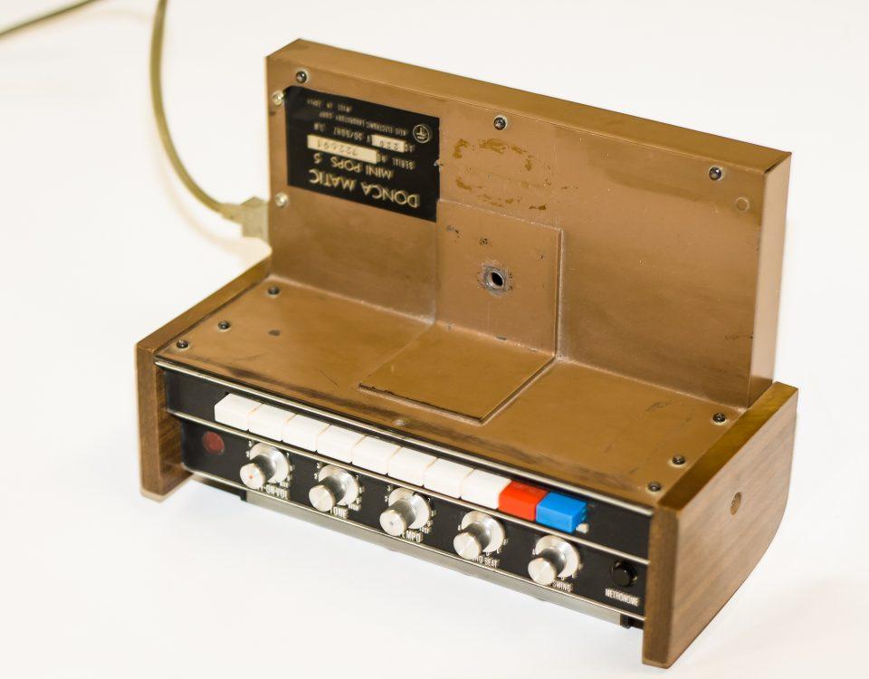 Repair-Korg-Keio-Minipops-5-Analog-Drum-Machine-1969