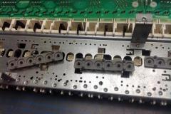 Repair Akai AX60 Vintage Analog Synthesizer Reparatur Service