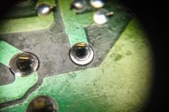 Repair Akai MPC 3000 Display Reparatur Service