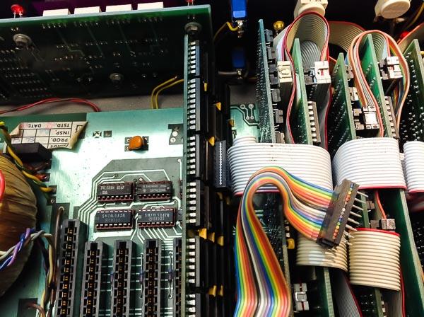 Repair AMS DMX 15-80S Vintage Stereo Digital Delay from 1978