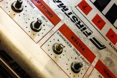 Repair Firstman SQ-01 Vintage Analog Synthesizer-10