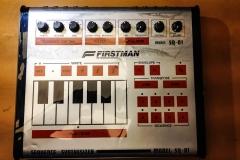 Repair Firstman SQ-01 Vintage Analog Synthesizer