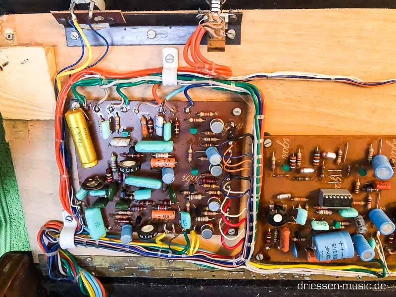 Repair Hohner (Logan) String Melody Reparatur Service