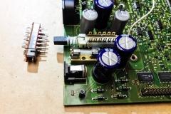 Repair Jomox XBase09 Drum Machine