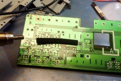 Repair Korg 01/w Workstation Synthesizer Reparatur