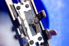 Repair Korg KPR-77 Drum Machine
