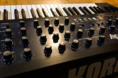 Repair Korg MonoPoly Vintage Analog Synthesizer Reparatur Service
