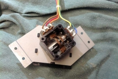 Repair Korg Wavestation Synthesizer Display Reparatur Service