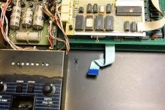 Repair Oberheim OBXa Vintage Analog Synthesizer Reparatur