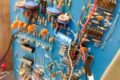 Repair Paia 3750A Drum Machine