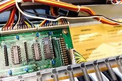 Repair Roland Alpha Juno 2 Vintage Analog Synthesizer Reparatur