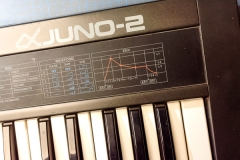 Repair Roland Alpha Juno 2 Vintage Analog Synthesizer