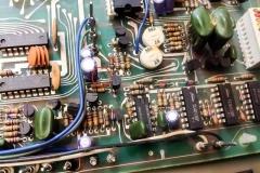 Repair Roland CR-78 Vintage Analog Drum Machine CompuRhyth Reparatur Service