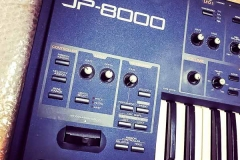 Repair Roland JP-8000 Synthesizer Tutorial (A2019111701) Reparatur