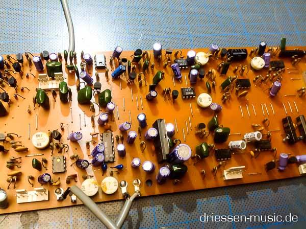 Repair Roland SRE-555 Chorus Echo   Reverb