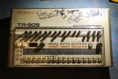 Repair Roland TR-909 Drum Machine Reparatur Service