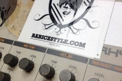 Repair Roland TR909 (Robert Babicz) Drum Machine-3