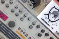 Repair Roland TR909 (Robert Babicz) Drum Machine-33