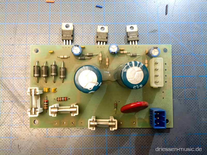 Repair Waldorf Wave Vintage Analog Synthesizer Reparatur Service