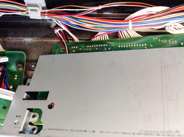 Repair Yamaha DX7 II FD Digital Synthesizer Reparatur Service