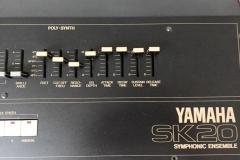 Repair Yamaha SK20 Symphonic Ensemble Synthesizer Reparatur Service