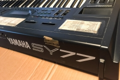Repair Yamaha SY-77 Vintage Synthesizer