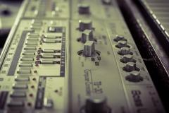 Roland TB303 @ Jürgen Driessen Studio