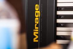 Ensoniq Mirage Sampler @ Jürgen Driessen Studio