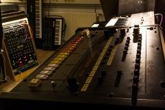 Roland TR808 @ Jürgen Driessen Studio