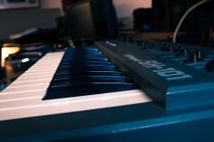 Roland SH-101 Analog Synthesizer @ Jürgen Driessen Studio